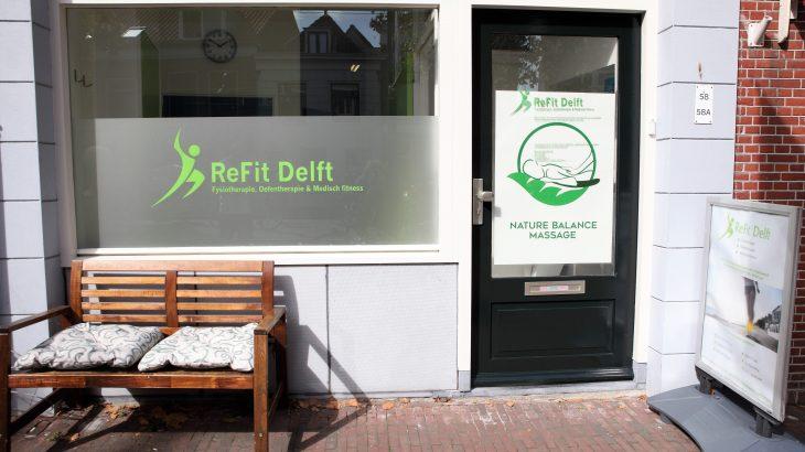 Locatie Delft / Refit