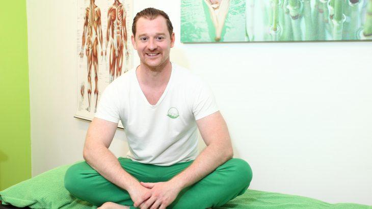Yann Le Nouen Nature Balance Massage Praktijk Delft